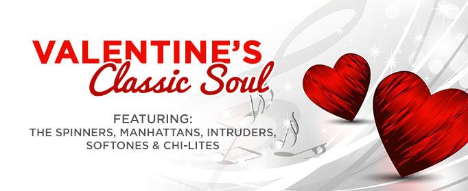 Valentine's Classic Soul